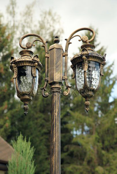Керамические лампы с абажуром Керамические настольные