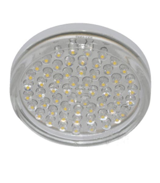 Светодиодная лампа 3,0 Вт Ecola Light GX 53 2800 K