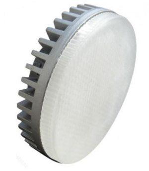Лампа светодиодная 6 Вт Ecola GX53